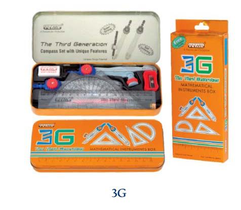 prime 3 G Geometry