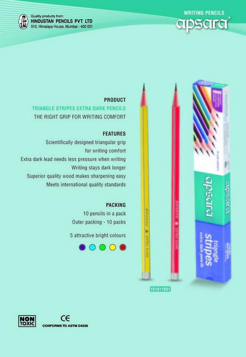 Apsara Stripe Pencil