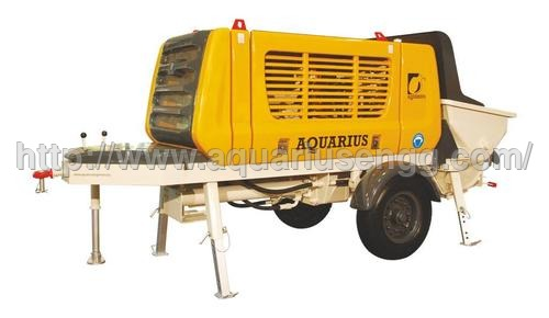Stationary Concrete Pump