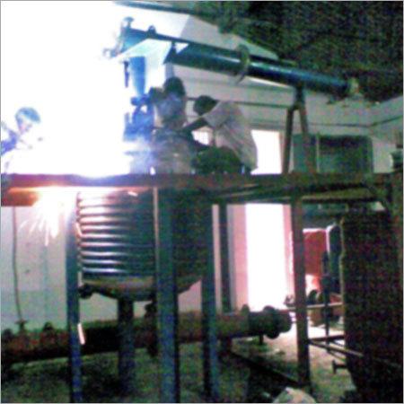 Adhesive Reactor Condenser