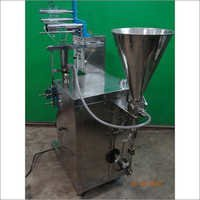 Viscous Liquid Packaging Machine