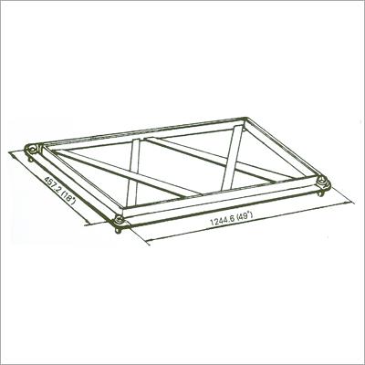 Bailey Bridges Bracing Frame