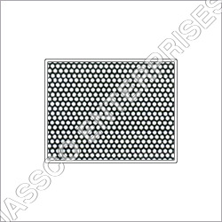Round Hole Perforated Metal Sheets