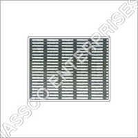 Long Holes Slotted Metal Perforated Sheets