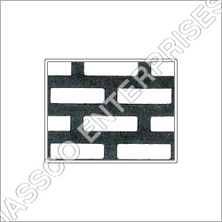 Long Holes Staggered Metal Perforated Sheets