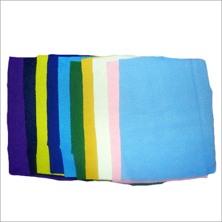 Colored Knitted Jali Fabrics