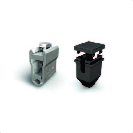 Aluminium Line Tap V Type