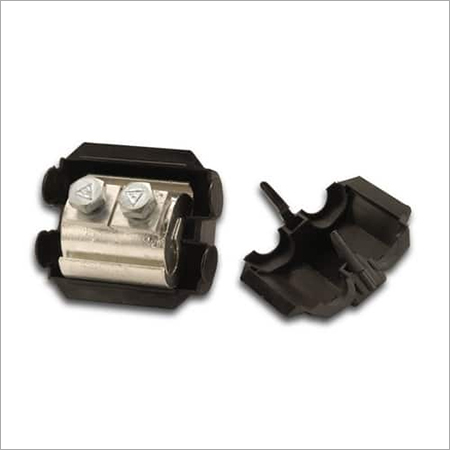 Parallel Groove Connectors - AL / AL with plastic cover