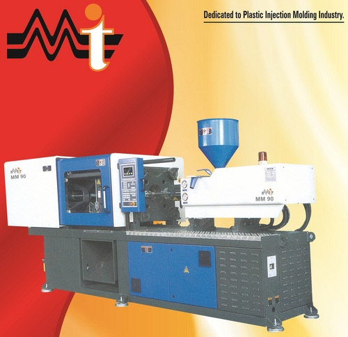 NEW INJECTION MOULDING MACHINES