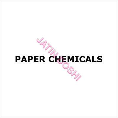 Paper Chemicals