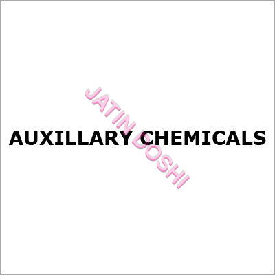 Auxillary Chemicals