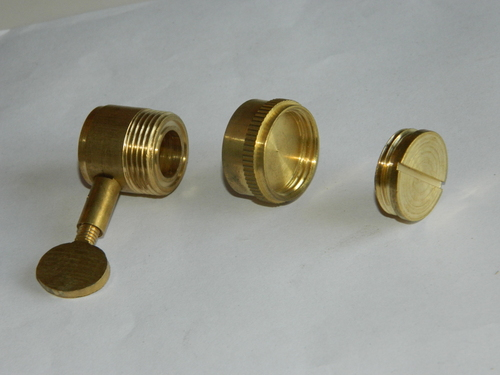 Brass Folding Gas Parts
