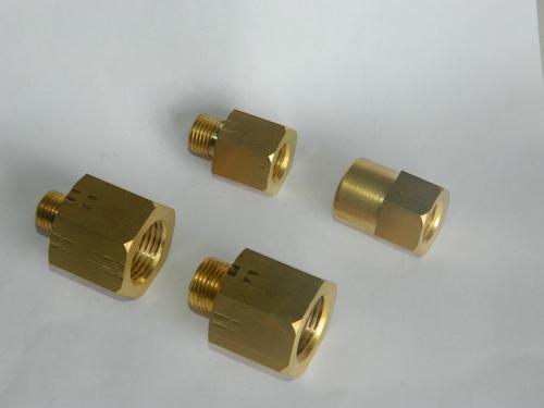 Brass Industrial Fittings