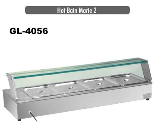 Hot Bain Marie Service Counter