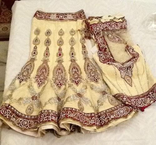 Indian heritage-bridal lehnga