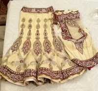 Indian heritage-bridal lehnga