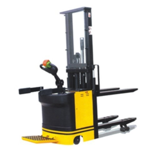 B. P. Double Pallet Lifting Stacker