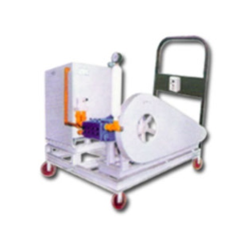Presssure Jet Cleaning Machine