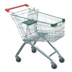 Mall Cart (Zinc/SS)