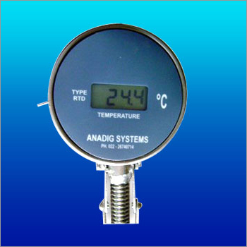 All Angle Type Temperature - Process Indicators