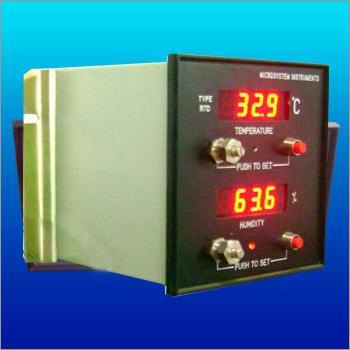 Microcontroller Based Digital Process Indicating Controller