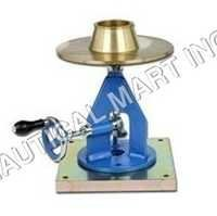 Flow Table Hand Operated