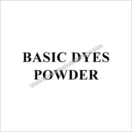 Basic Dyes Powder