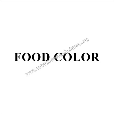 Food Colors