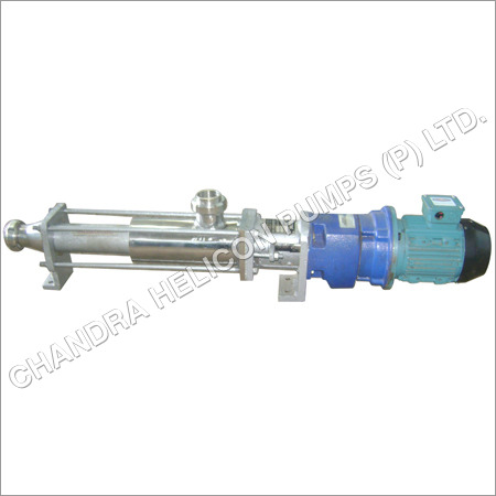 Food Transfer Pump