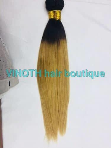 Flat Tip Hair