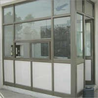 Aluminium Partition Job Work