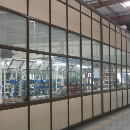 Aluminium Partition Services
