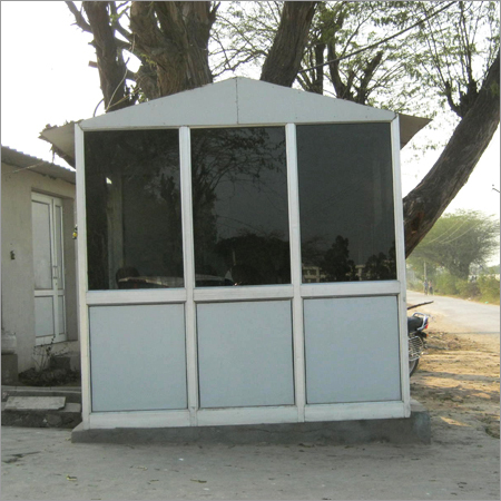 Security Cabin Fabrication Services