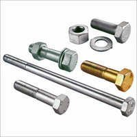 Hex Head Threaded Bolts