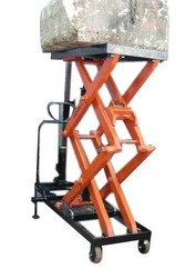 Portable Scissor Lift Table
