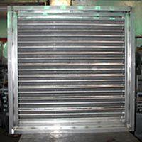 Rectangular Aluminum Dampers