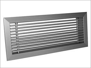 Aluminium Linear Diffusers