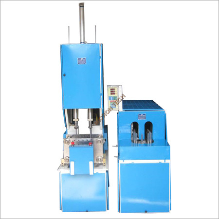 2 Cavity Pet Blow Moulding Machine