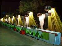 Decorating Wedding Tents