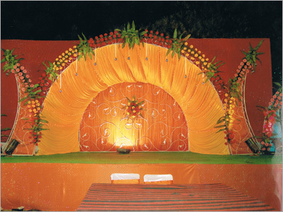 Elegant Wedding Tents
