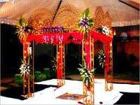Decorative Wedding Tent
