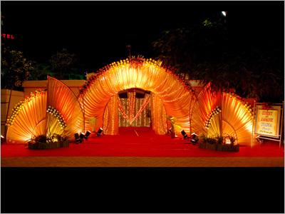 Large Wedding Tents