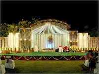 Royal Wedding Tents