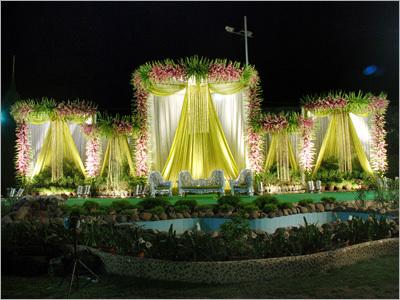 Attractive Wedding Tents