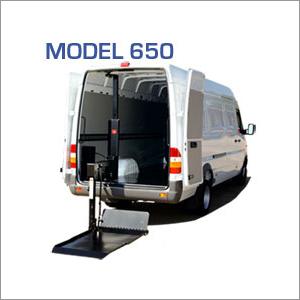 Cargo Pickup Van