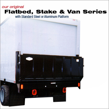 Flatbed, Stake and Van Series