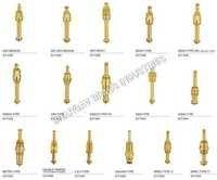 Concealed Brass Spindles