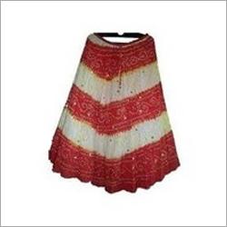 Ladies Printed Skirts