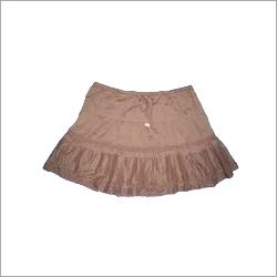 Brown Ladies Skirts