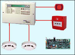 Analog Addressable Fire Alarm Systems